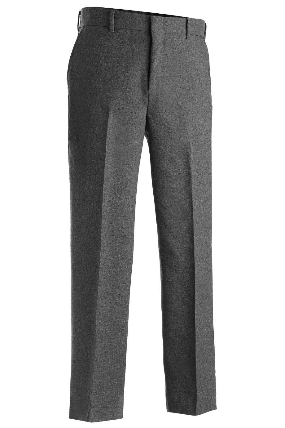 Edwards Garment PANTS メンズ B00YPNXWBW 50W x 29L|ヘザーグレー ヘザーグレー 50W x 29L