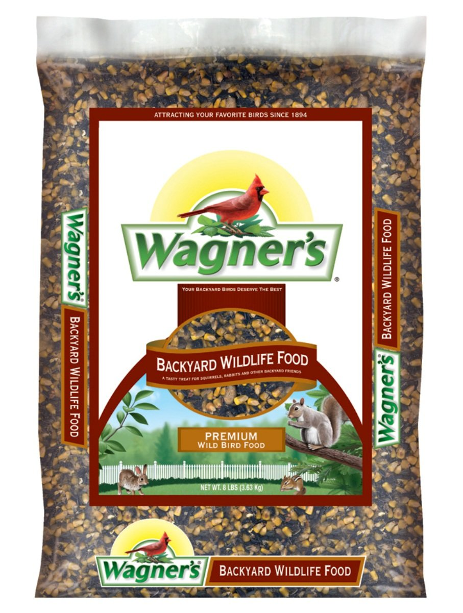 amazon com wagner u0027s 62046 backyard wildlife food 8 pound bag