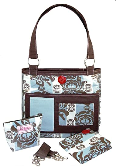 Amazon 2 Red Hens Whole Roost Seymore Diaper Bag Diaper Tote