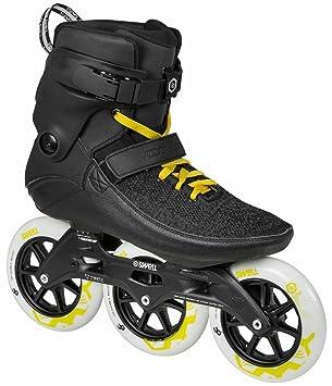 19fb47010d7 Swell Black City 125 Inline Skates: Amazon.de: Sport & Freizeit
