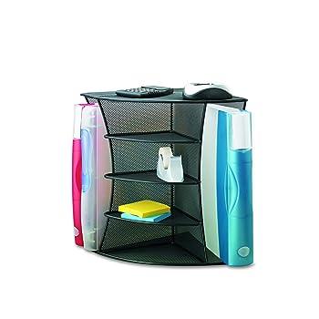 Safco Products Mesh Corner Desk Organizer