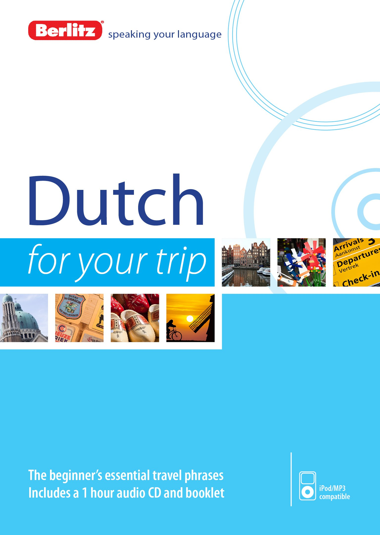 Berlitz Dutch Phrase Book /& CD