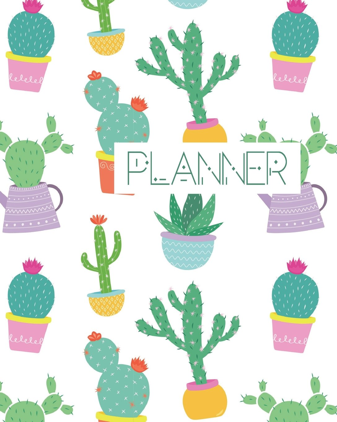 Read Online Planner: Academic Planner/At A Glance Planner/Best Daily Planner/Action Day Planner/ ebook