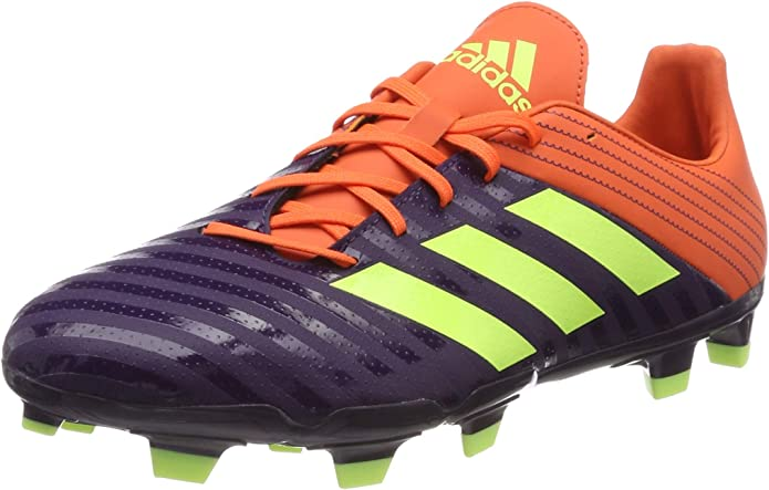 adidas Malice SG Rugby Boots, Orange