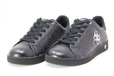 2f99d62f5 Guess Chaussure Femmes BAYSIC2 FLBYS1 LEA12 Sneaker: Amazon.fr ...