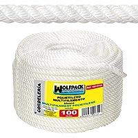 WolfPack 16010205 Cuerda Polipropileno Multifilamento (Rollo 100 m.)