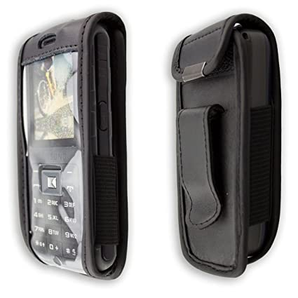 timeless design a303a 433e3 Amazon.com: caseroxx Leather-Case with Belt Clip for Nokia 2700 und ...