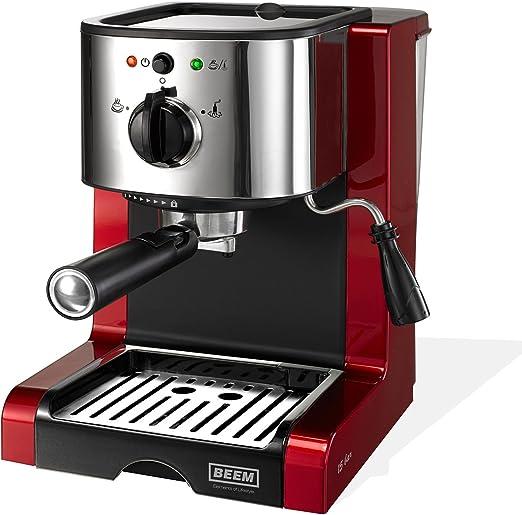 BEEM Germany Espresso Perfect Crema Plus - Cafetera espresso y de ...