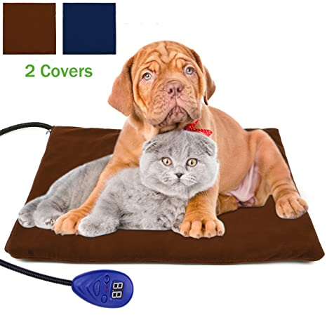pet mats the h mocha heated products thermo mat dog p k beds pillows small