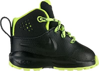 Nike Schuhe Kinder Jungen Nike Terrain Boot Td Black Black Volt
