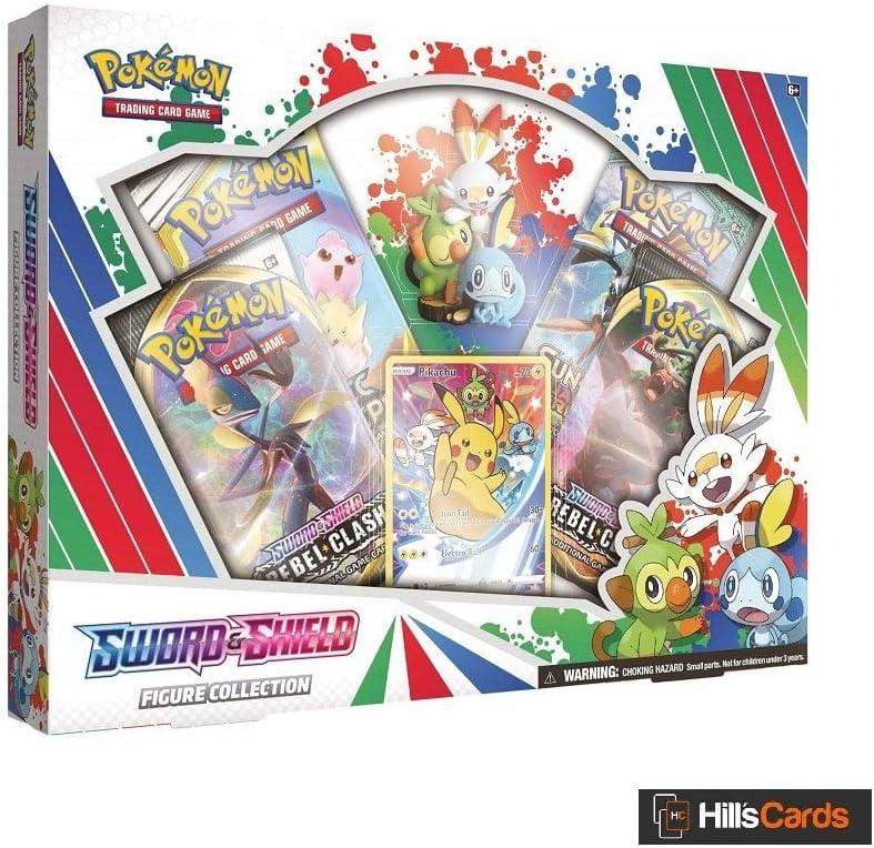 Pokemon TCG: Sword & Shield Figure Collection [Importación inglesa ...