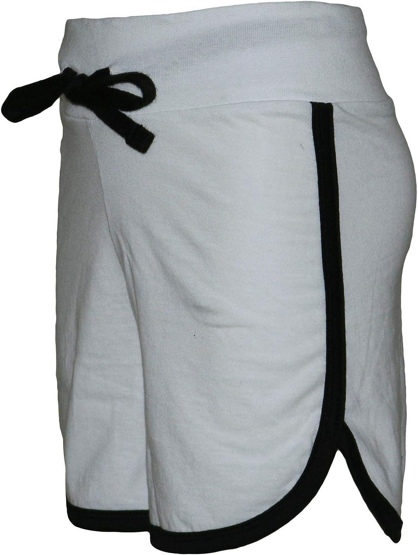 A2Z 4 Kids/® Enfants Filles Shorts 100/% Coton Noir /& N/éon Ros/é Gym Danse Sport Branch/é Mode /Ét/é Chaud Court Running Pantalon /Âge 5 6 7 8 9 10 11 12 13 Ans