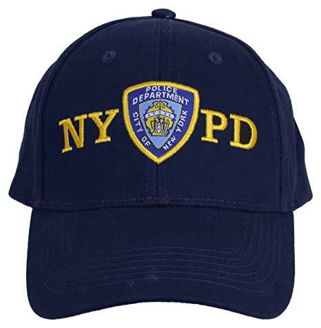 Image Unavailable. Image not available for. Color  Rothco Officially  Licensed NYPD Adjustable Cap ... c4accfd29878