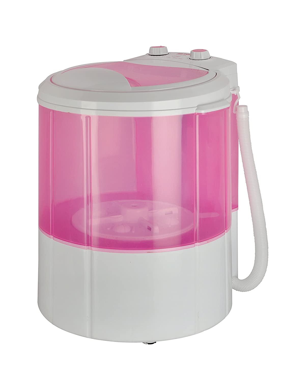 Hilton 3 kg Semi-Automatic Top Loading Washing Machine (HIMW-300, Pink)