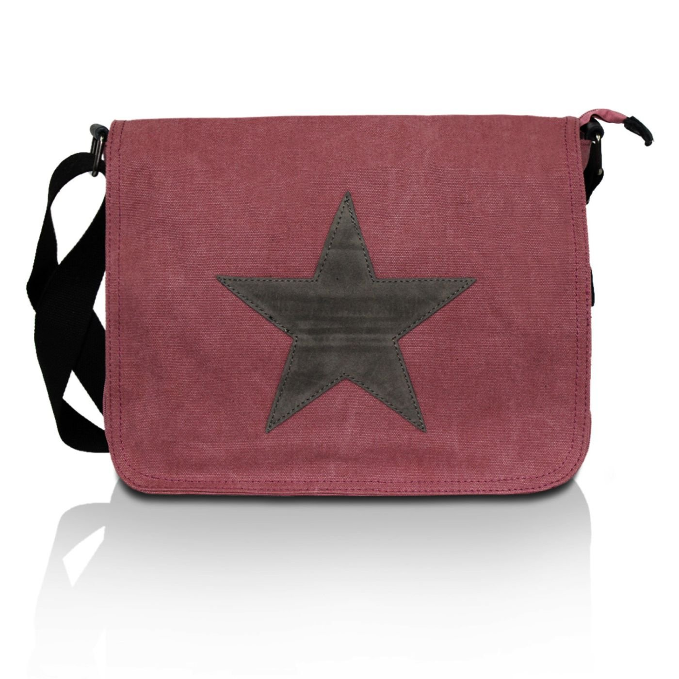 Glamexx24 Sacs sac à bandoulière sac à bandoulière sac à bandoulière avec sac de transport motif étoile