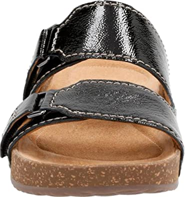 CLARKS Women's Rosilla Tilton Black