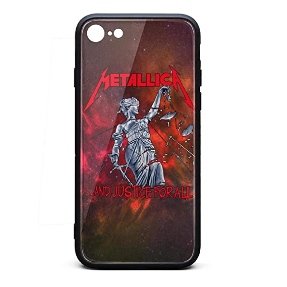 best website 186bd 01f57 Amazon.com: Phone Case for iPhone 6/6S Metallica-and-Justice-for-All ...