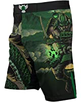 Raven Fightwear Men's Poison Element MMA Fight Shorts