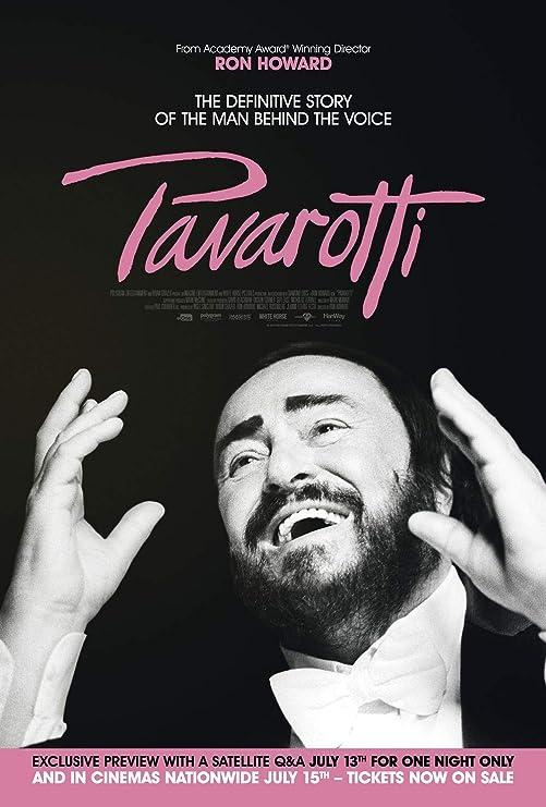 Lionbeen Pavarotti Movie Poster Cartel de la Pelicula 70 X ...