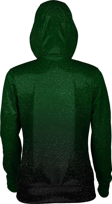 School Spirit Sweatshirt ProSphere Ohio University Girls Zipper Hoodie Ombre