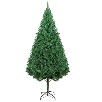 HOMFA 180cm Künstlicher Weihnachtsbaum Tannenbaum Christbaum 850 ...