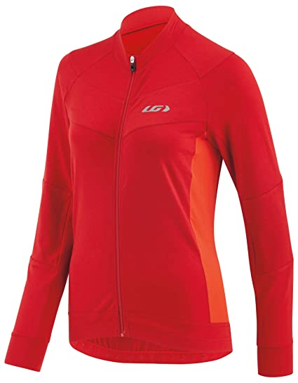 Amazon.com  Louis Garneau - Women s Beeze Long Sleeve Cycling Jersey ... 37f684d92