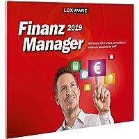 Lexware FinanzManager 2019|in frustfreier Verpackung|Einfache Buchhaltungs-Software für private Finanzen und Wertpapier-Handel|Kompatibel mit Windows 7 oder aktueller