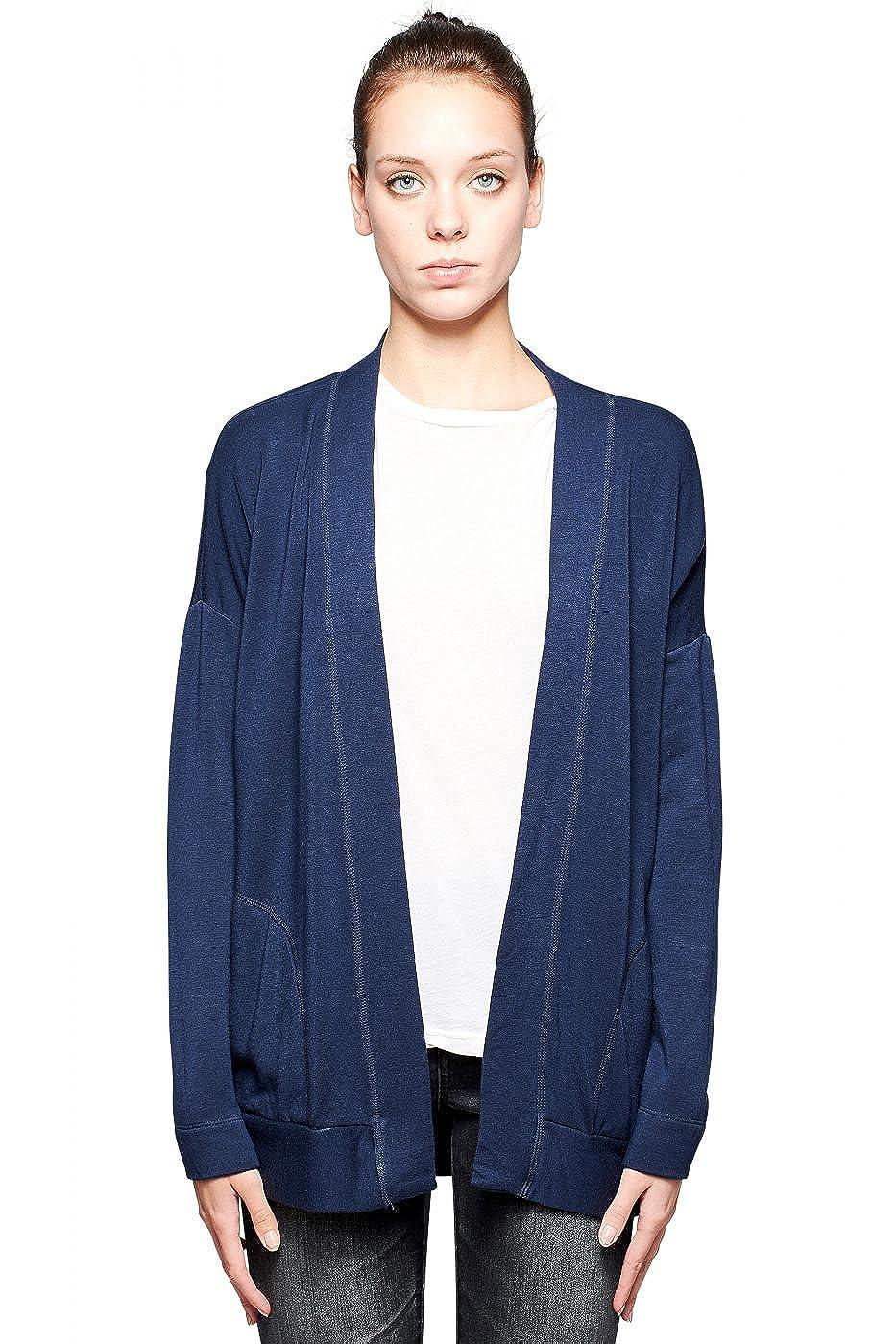 Stateside Women's Viscose Fleece Open Cardigan 130-2915