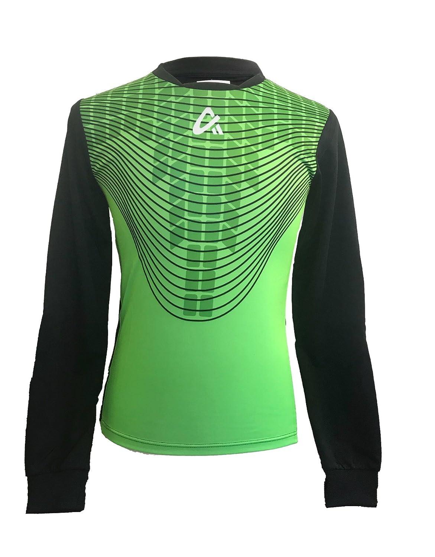 Arriba Sports SHIRT メンズ B078XN7T1Kグリーン S