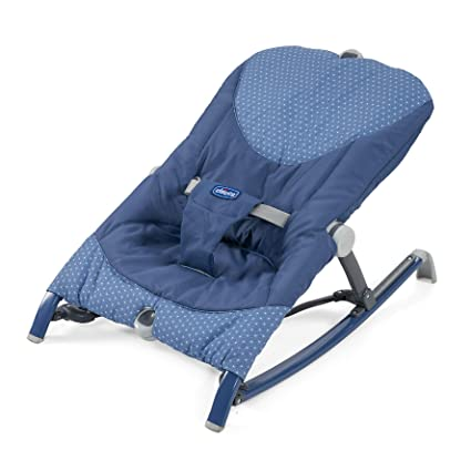Chicco Pocket Relax - Hamaca ultracompacta y ligera, hasta 18 kg, color azul  ( f10958ef3e
