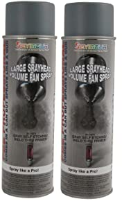 Seymour 20-1675 PBE Professional Primer, Self Etching/Weld Through Gray - 2/Pack