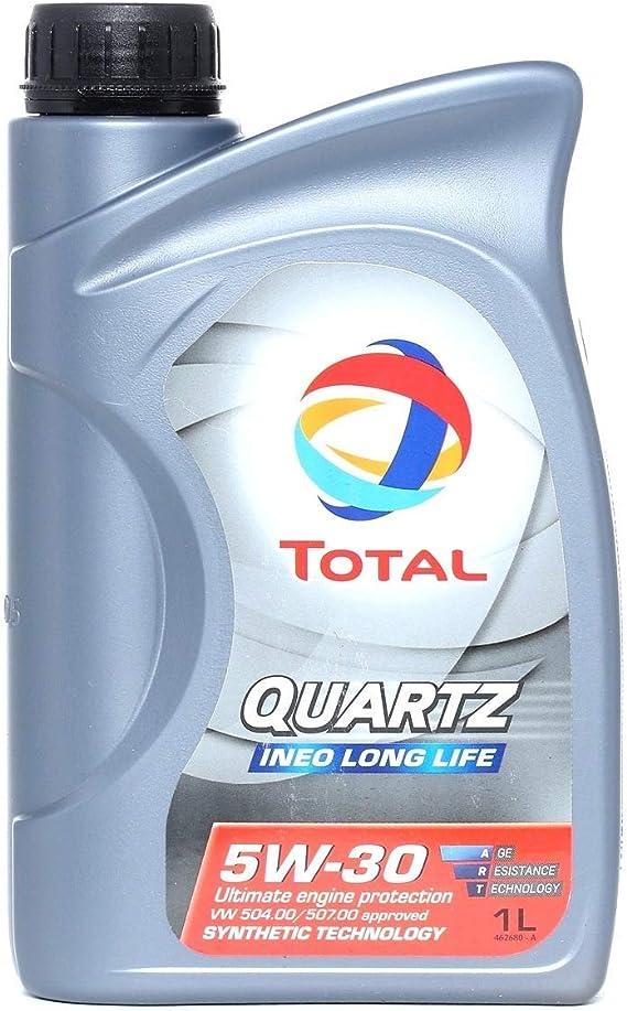 Total 181711 Quartz Ineo Long Life 5w 30 Motorenöl 1 Liter Auto