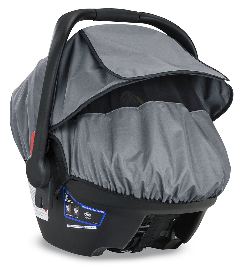 Britax B-Covered All-Weather Car Seat Cover: Amazon.ca: Baby