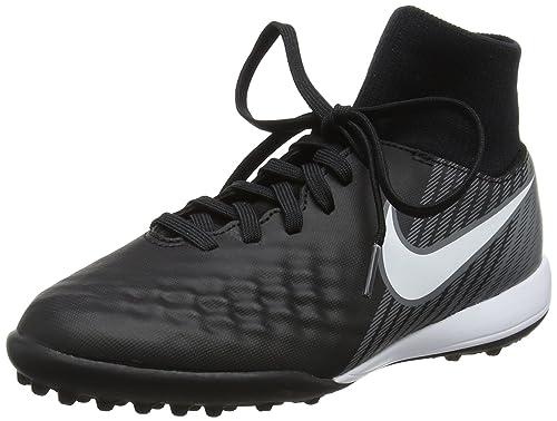 promo code 9defc 613a9 NIKE Unisex-Erwachsene Magista X ONDA II DF TF JR 917782 002 Sneaker,  Mehrfarbig