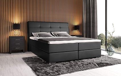 BELANDO STYLE YOUR BED - Cama con somier, 200 x 200 cm ...