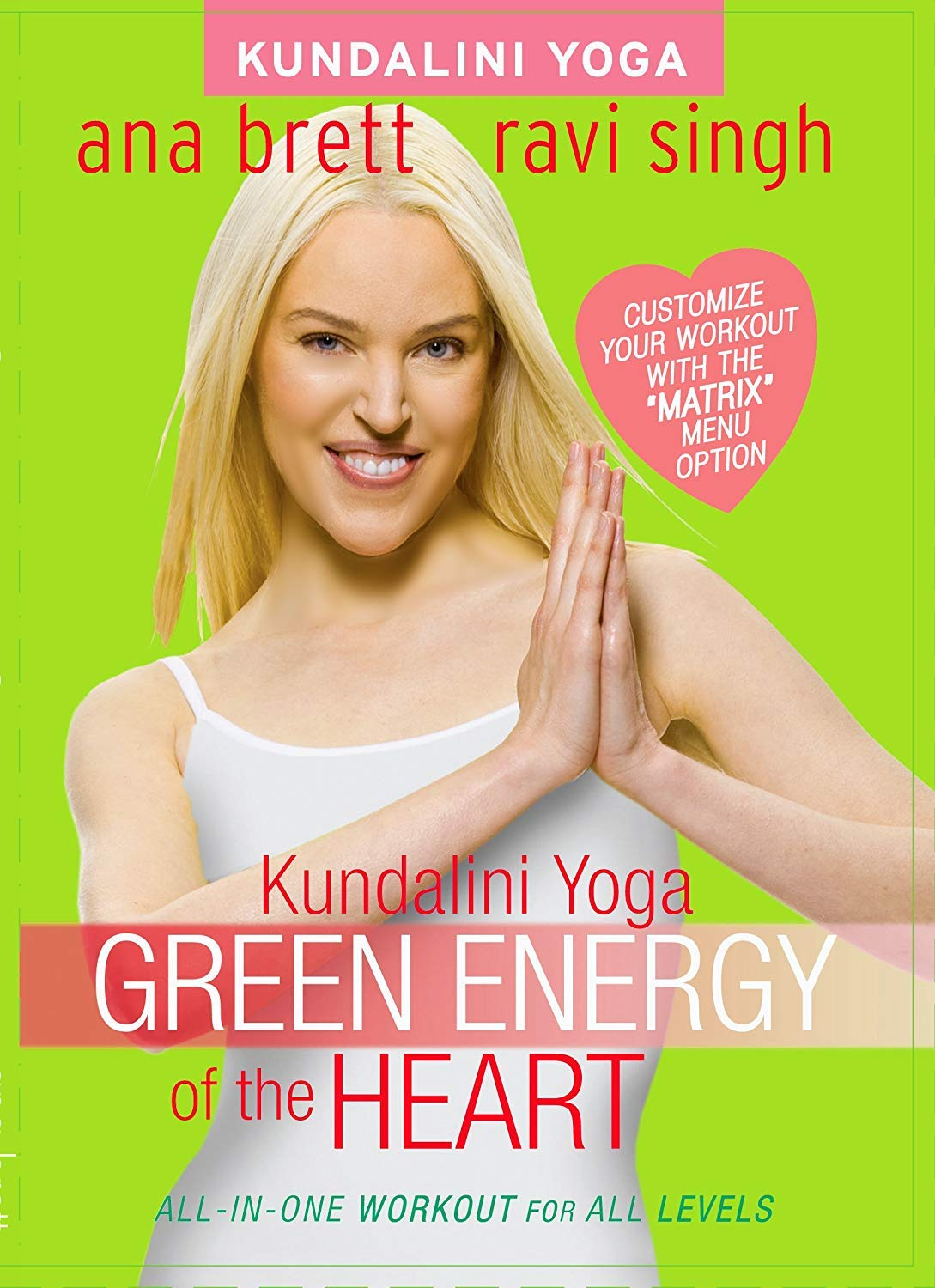 Kundalini Yoga: Green Energy of the Heart - All-In-One ...
