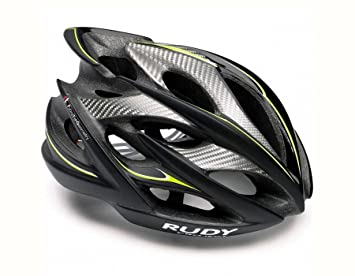 Rudy Project Windmax black/yellow fluo matte (Size: S-M) Mountain Bike Helmet
