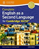 Complete English as a Second Language for Cambridge IGCSE®: Student Book