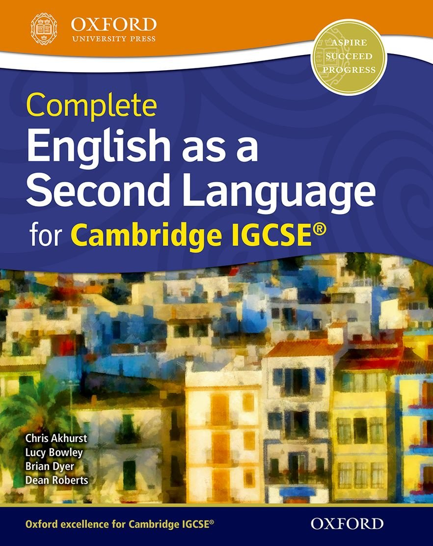 English as a Second Language for Cambridge IGCSERG: Student Book by imusti