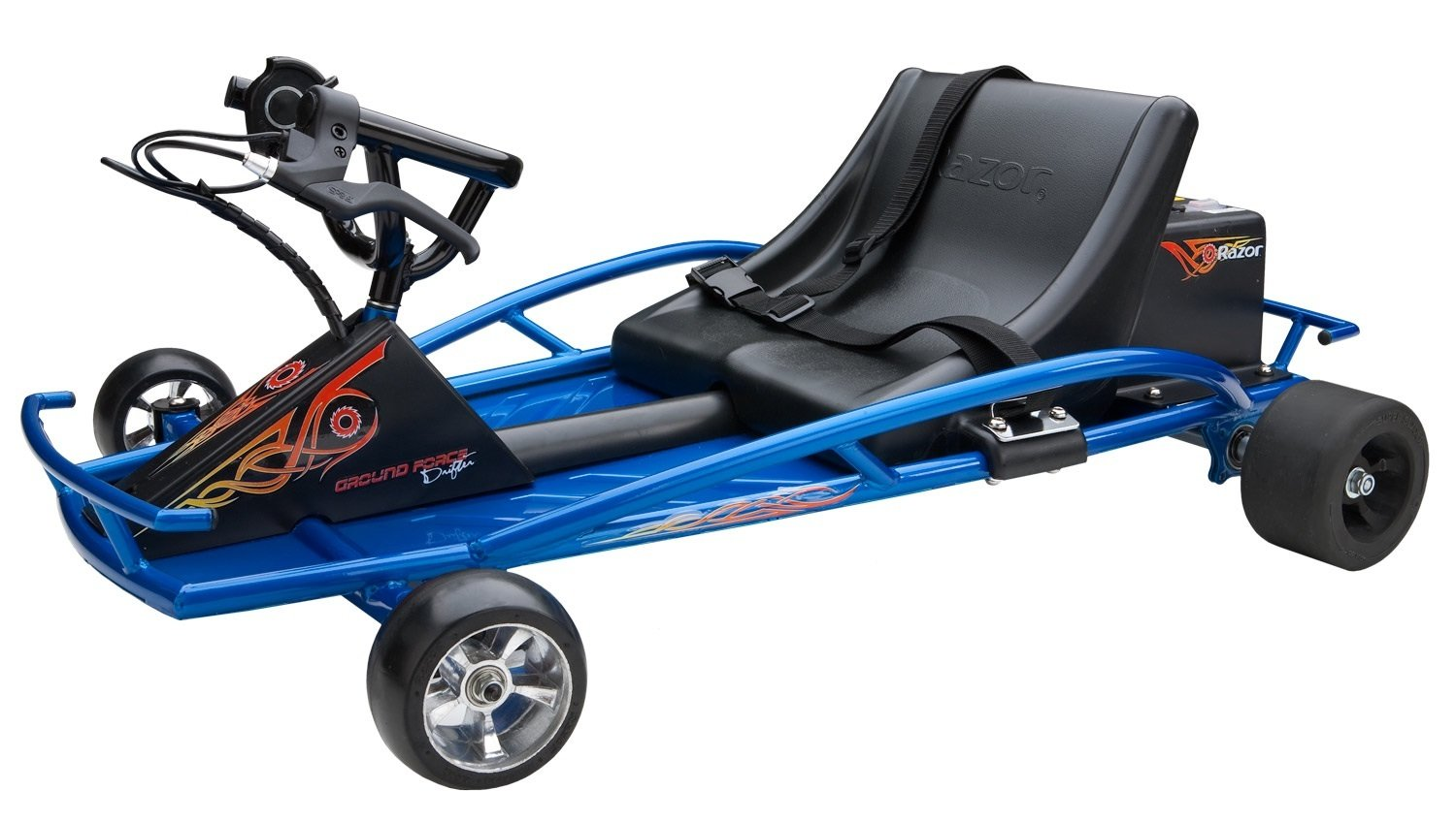 razor ground drifter go kart for kids