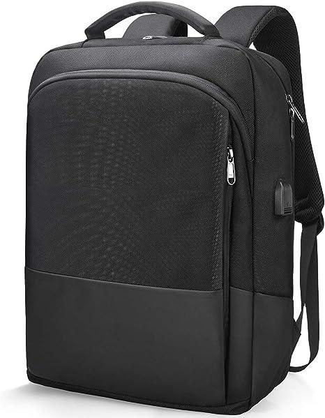 """15.6/"""" Laptop Men/'s Backpack USB Charging Shoulder Bags Business Rucksack Handbag"""
