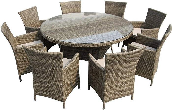 Lyqz Sofa Table De Salle à Manger Multi Fonctions Terrasse