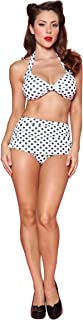 product image for Esther Williams Classic Polka Dot Bathing Suit Bottom