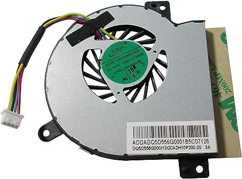 ASUS Eee PC 1215 1215T 1215P 1215N 1215B 1215TL ventilador ...