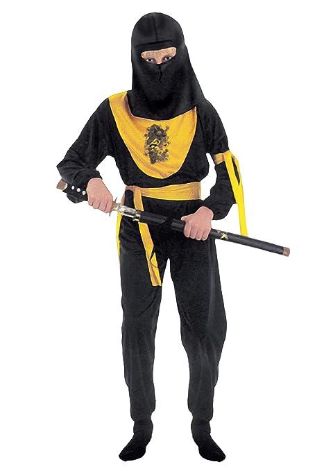 Amazon.com: Flowers Paul – Dragon Ninja Costume Child M (5-7 ...