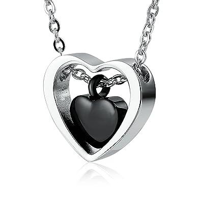 Beydodo Ashes Necklace Women Always with youStainless Steel Pendants for Women U3wceXDu