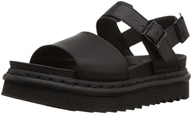 b02c7aa2a846 Dr. Martens Women s Voss Hydro Fisherman Sandal Black 3 Medium UK (5 ...