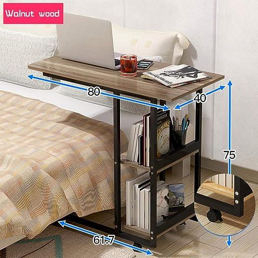 Mesa auxiliar, mesa para computadora portátil Puede moverse Mesa ...
