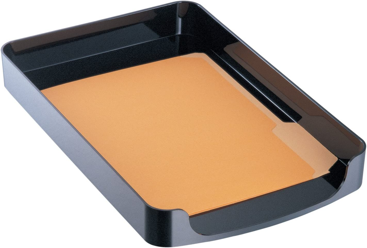 Front Load 22242 Black Officemate 2200 Series Executive Legal Tray