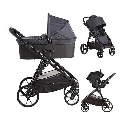 Baby Jogger City Premier Trio - Silla de paseo con ...